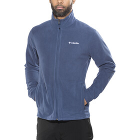Columbia Fast Trek Light Veste polaire zippée Homme, carbon